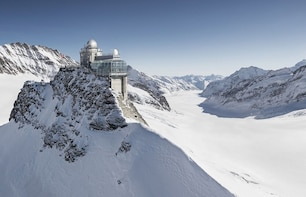 Jungfraujoch: Top of Europe Tour from Zurich
