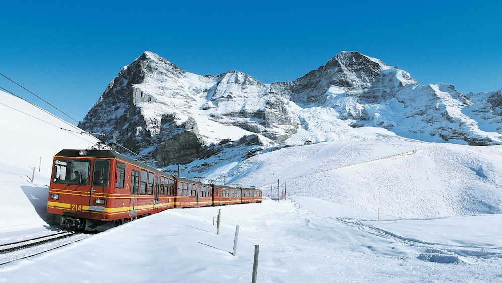 Show item 2 of 9. Jungfraujoch: Top of Europe Tour from Zurich