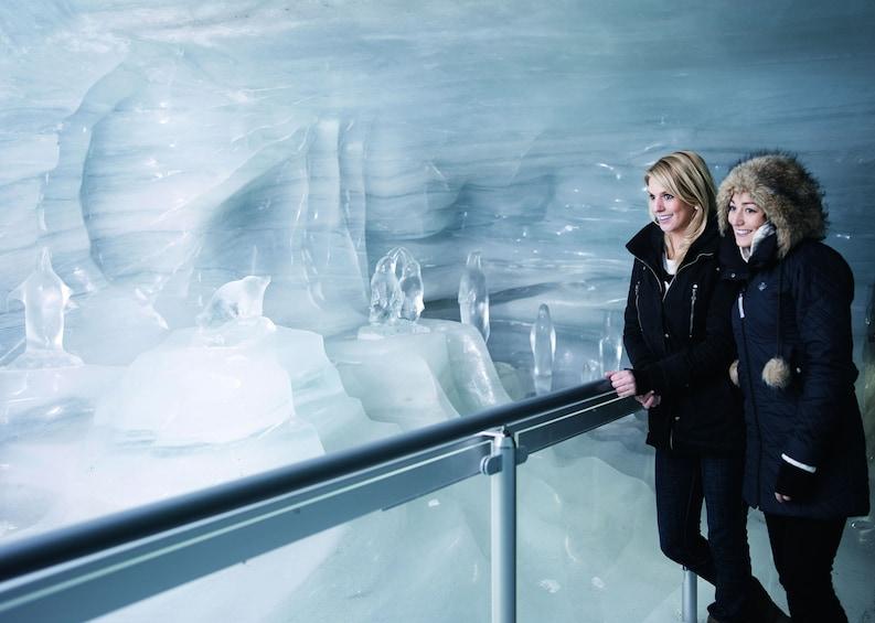 Jungfraujoch: Top of Europe Tour from Zurich