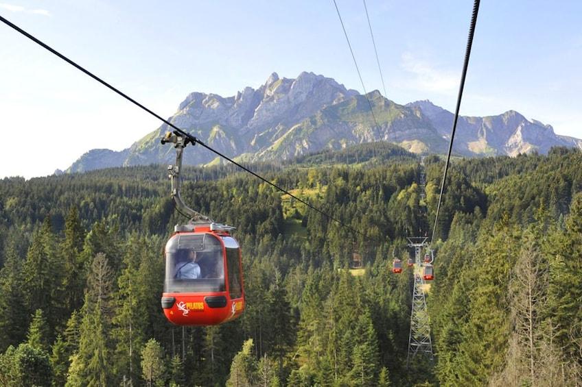 Show item 2 of 8. Mount Pilatus & Lucerne Day Trip from Zurich