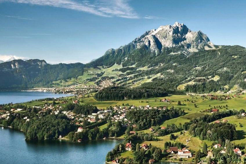 Show item 8 of 8. Mount Pilatus & Lucerne Day Trip from Zurich
