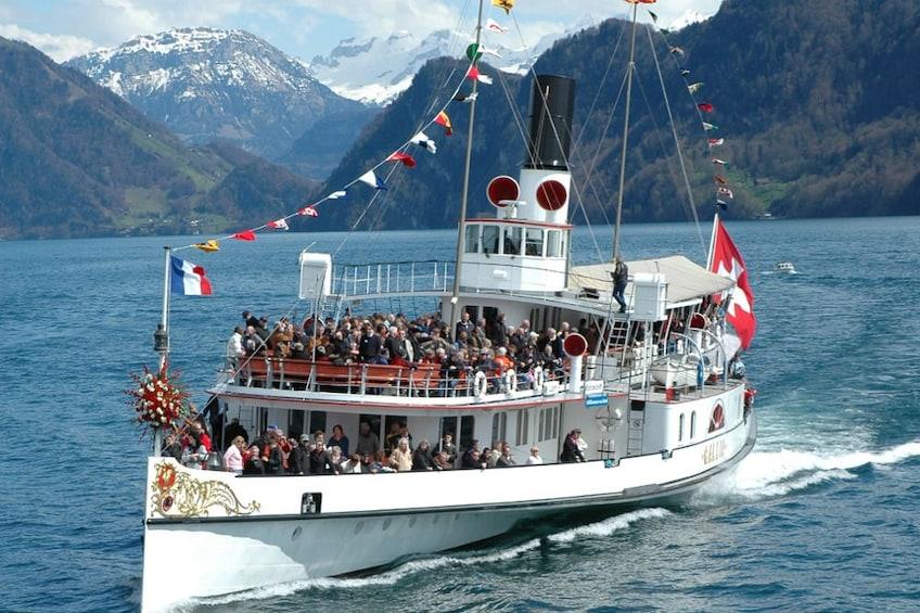 Show item 3 of 8. Mount Pilatus & Lucerne Day Trip from Zurich