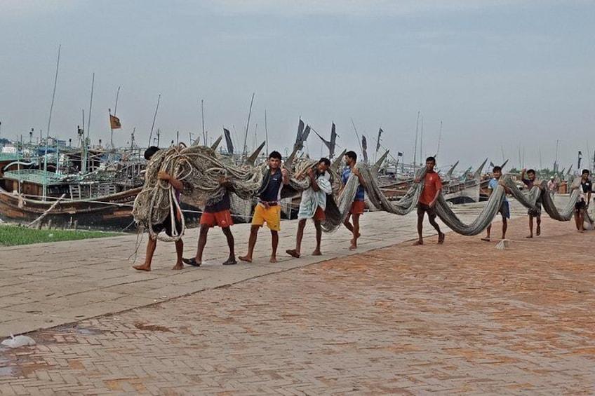 Fisherman lifestyle