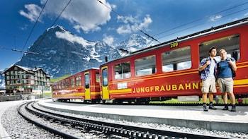 Kleine Scheidegg Alpine Day Trip from Zurich