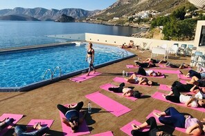 9 Day Grecian Goddess Yoga, Herbal Hiking Retreat