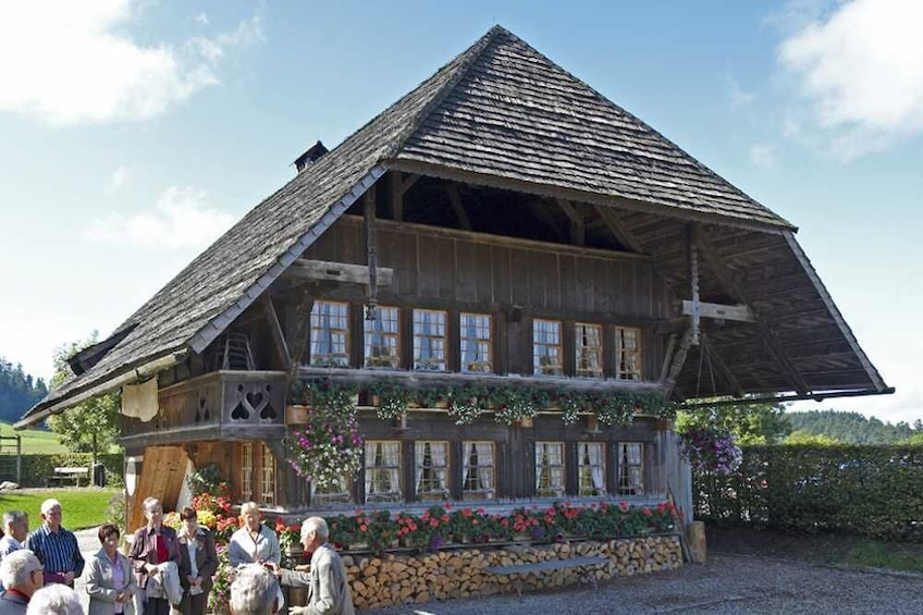 Small Group: Bern-Capital & Countryside Day Trip from Zurich