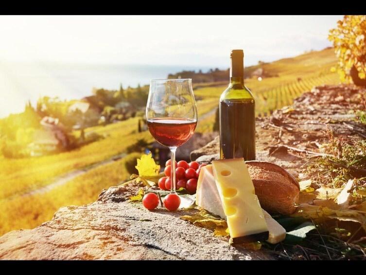 Show item 2 of 6. Cinque Terre Wine Tasting Tour