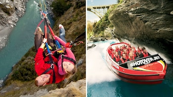 Shotover Canyon Swing & Jet