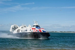 Hovercraft Flight to the Isle of Wight