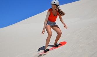 Sandboard Rental at Little Sahara
