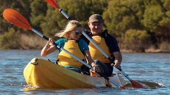 Harriet River Double Kayak Hire