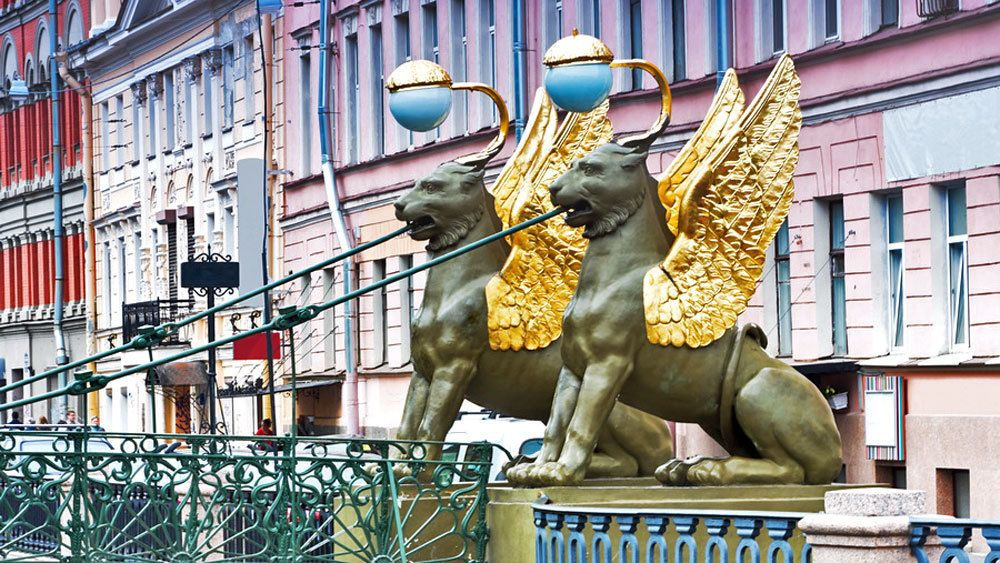 Historical Saint Petersburg Walking Tour