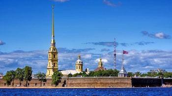 Visite privée panoramique de Saint-Pétersbourg