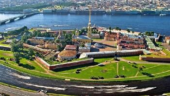 Private Tour durch die Peter-und-Paul-Festung mit bevorzugtem Einlass