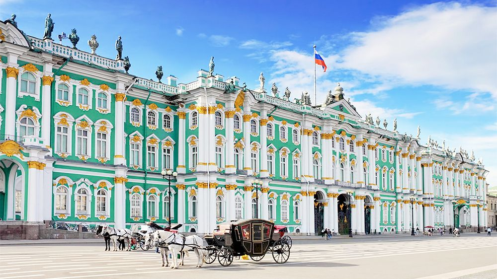 State Hermitage Museum Fast-Track Entry & Guided Tour
