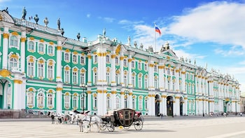 State Hermitage Museum Fast-Track Entry Private Guided Tour
