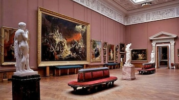 Tour privado guiado por el Museo Ruso