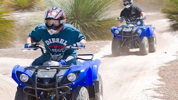 Quad bike Discovery Tour