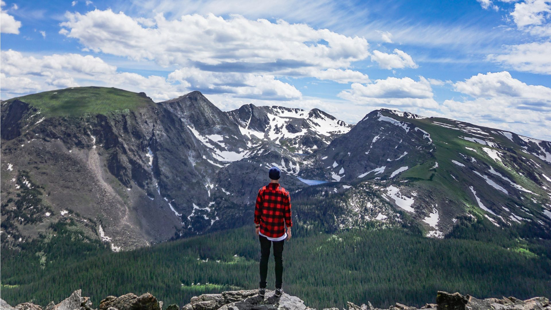 Rocky Mountain National Park Full-Day Tour