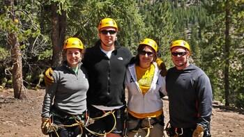 Zipline & Rock Climbing Tour