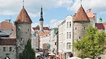 Tour a piedi privato del centro storico di Tallinn