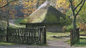 Privatführung durch das Lettische Ethnographische Freilichtmuseum ab Riga