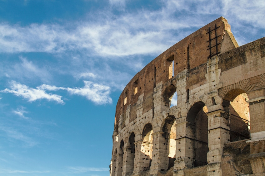 Show item 2 of 10. Rome In A Day Small-Group Tour with Skip-the-Line to Vatican & Colosseum