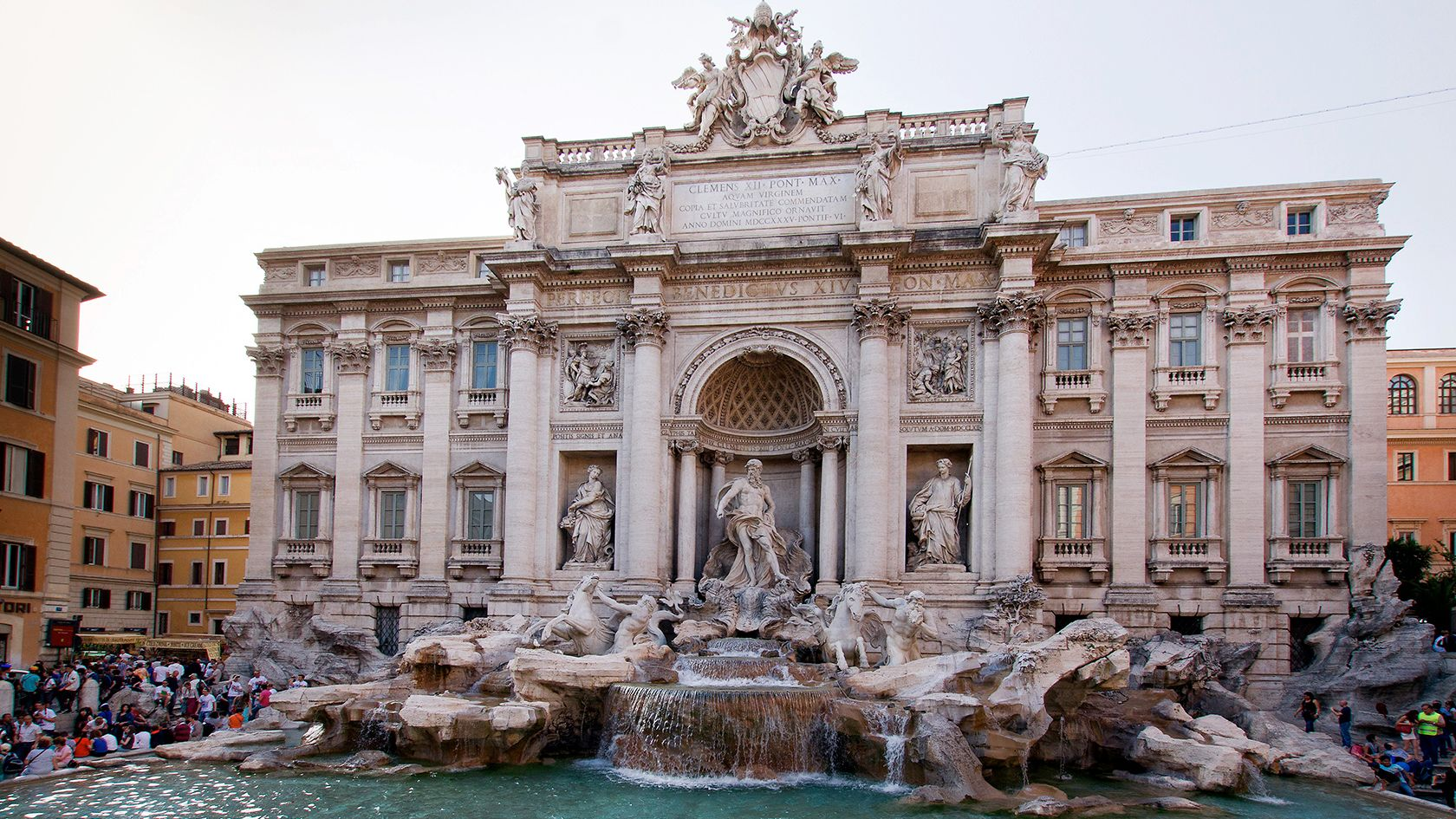 Welcome to Rome Historic Center Walking Tour