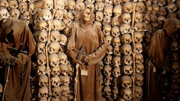 Bone Crypt & Catacombs Small-Group Tour