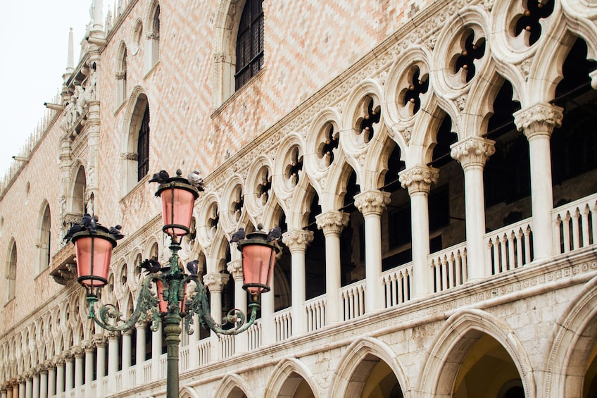 Show item 2 of 10. Legendary Venice: St. Mark's Basilica & Doge's Palace Small-Group Tour