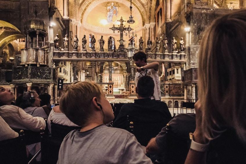 Foto 10 von 10 laden Legendary Venice: St. Mark's Basilica & Doge's Palace Small-Group Tour