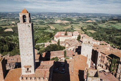 Small-Group Tuscany Day Trip to Siena & San Gimignano
