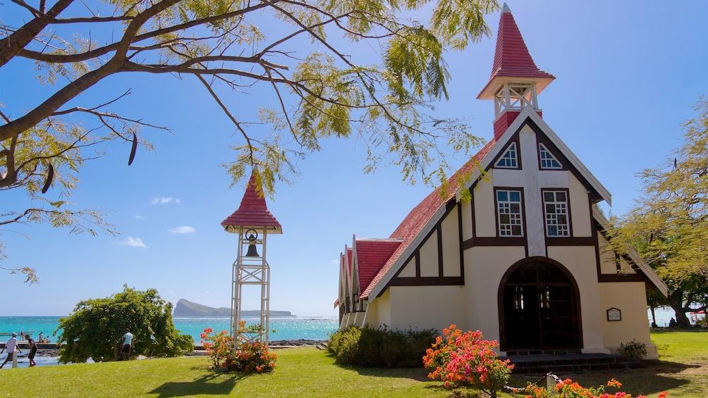 Church on Grand Bay