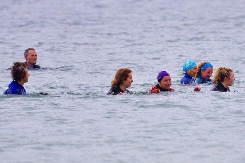 Show item 1 of 3. Aquajogging at sea