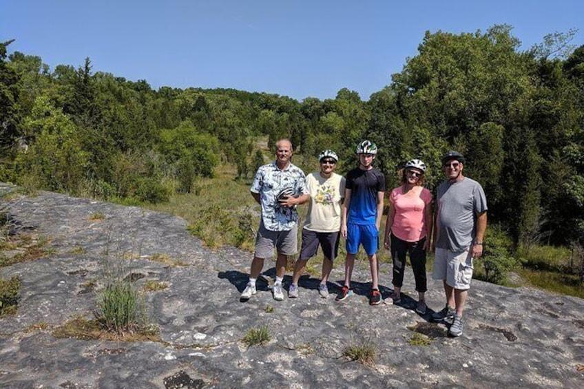 Show item 3 of 9. Hike and Bike Kelleys Island Trails