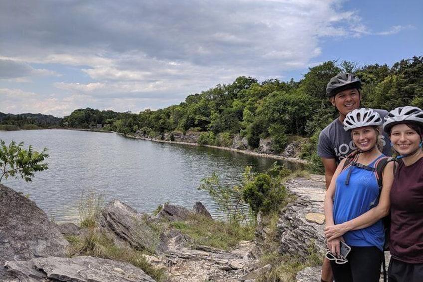 Show item 1 of 9. Hike and Bike Kelleys Island Trails