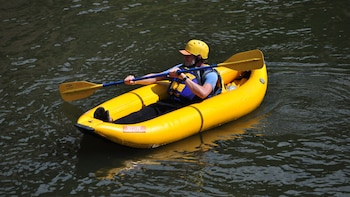 Half-Day Colorado River Inflatable Kayak Tour
