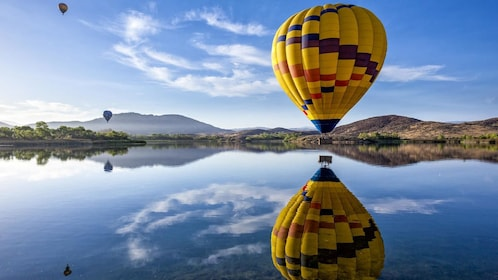 Sunrise Hot Air Balloon Ride in Temecula Wine Country