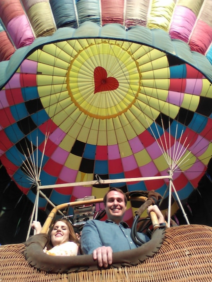 Show item 5 of 9. Sunrise Hot Air Balloon Ride in Palm Desert by Palm Springs