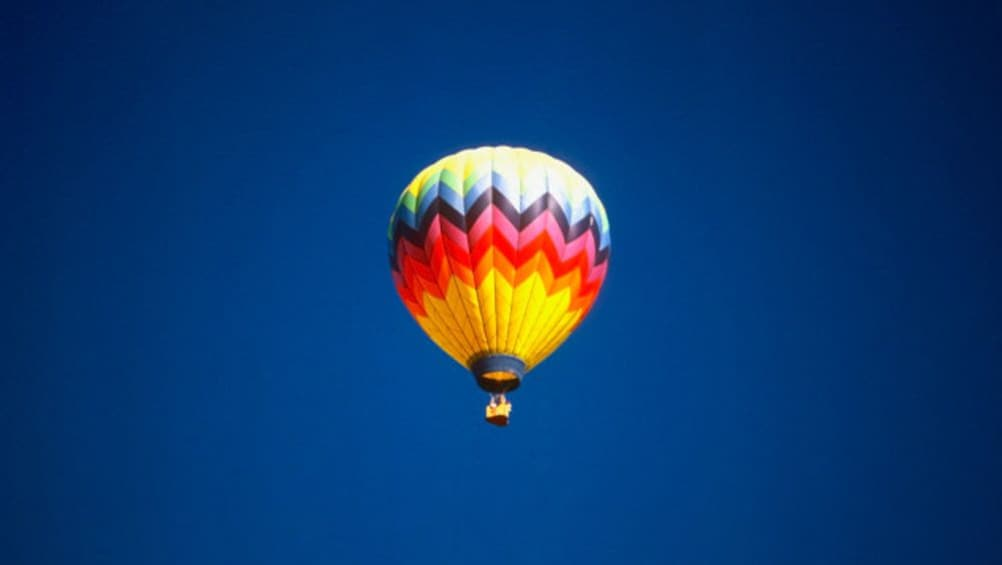 Show item 4 of 9. Colorful hot air balloons in San Diego
