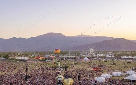 Sunrise Hot Air Balloon Ride in Palm Desert by Palm Springs