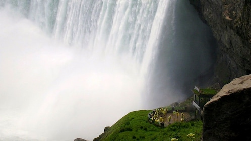 Viewpoint of Niagara Falls