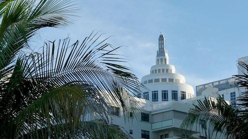 Art deco building in Miami