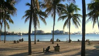 Excursión de 1 día de Nueva York a Miami por aire