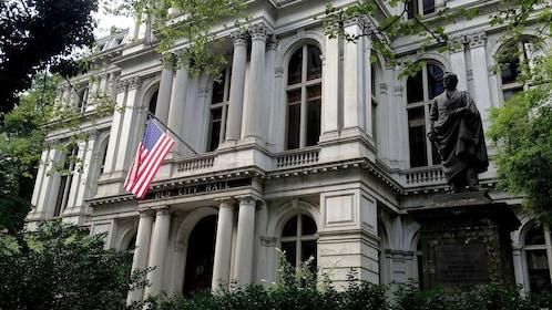 Historic building in Boston