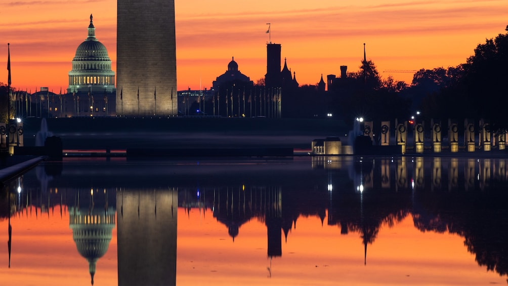 Day Trip from New York to Washington D.C. by Train