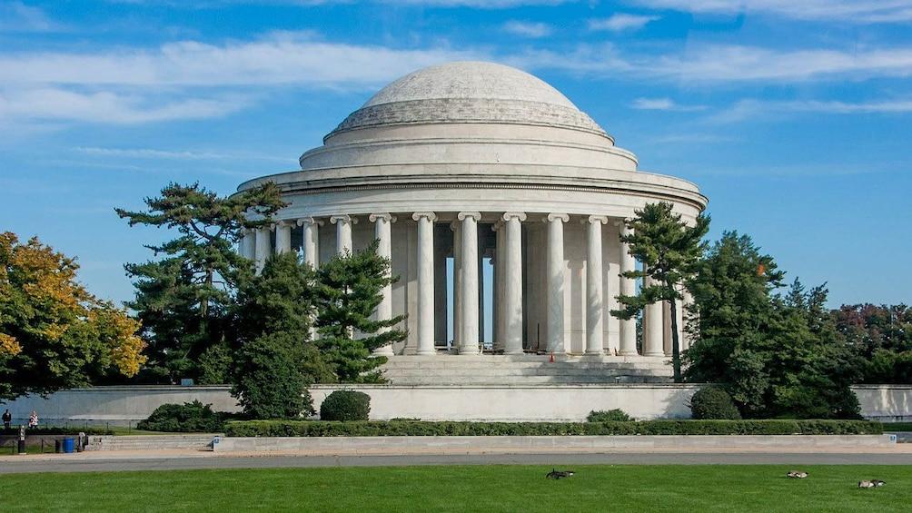 Show item 3 of 5. Thomas Jefferson Memorial