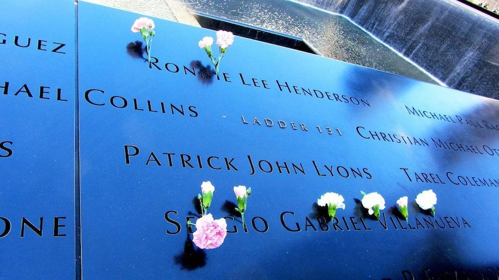 Show item 4 of 10. 9/11 Memorial