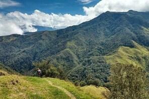 National Road Trekking - Cocora