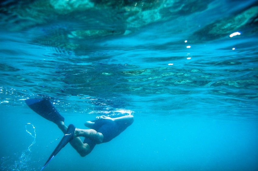 Show item 2 of 10. Santa Maria & Chileno Bay Snorkeling Tour